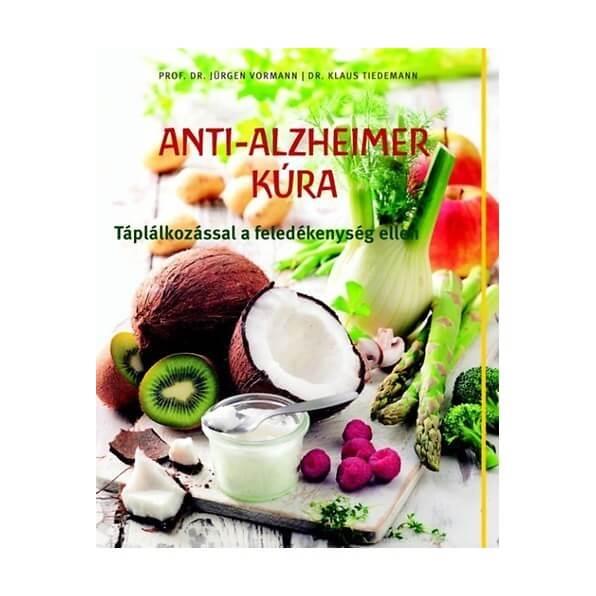 Anti Alzheimer-kúra -Táplálkozással a feledékenység ellen!