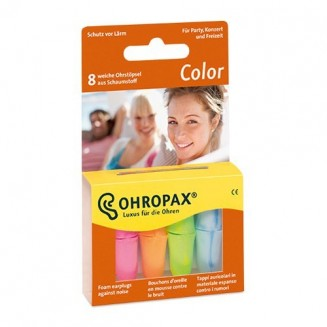 Ohropax Color 8db