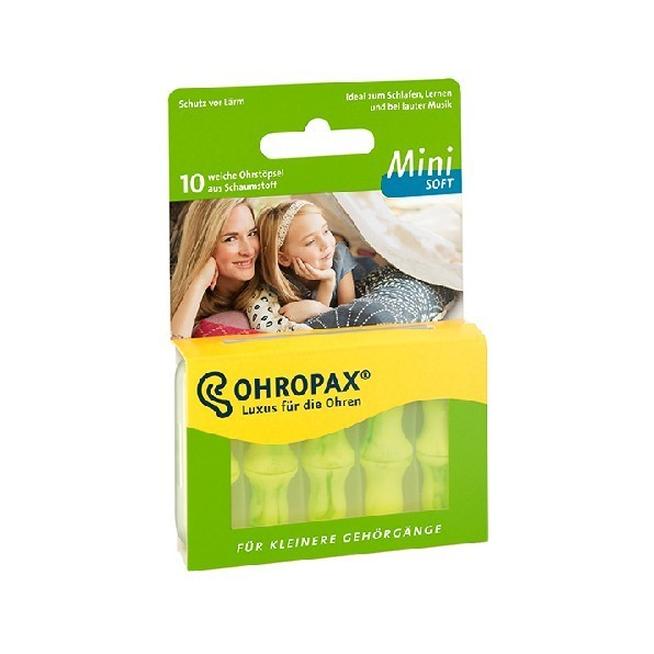 Ohropax Mini Soft 10db