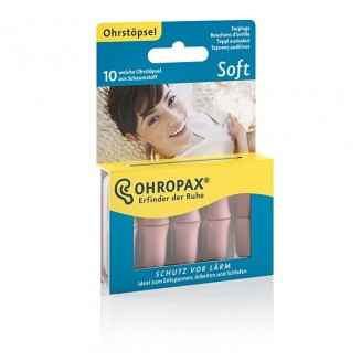Ohropax Soft 10x